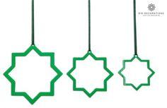 FEZ set of 3, light green