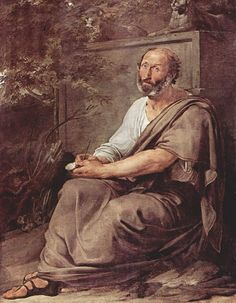 Aristotle was a Greek philosopher and scientist, better known as the teacher of Alexander the Great. He was a student of Plato and is considered an important figure in Western Philosophy. Natural Philosophy, Western Philosophy, History Major, Sistema Solar, Ancient History, At Least, Art Gallery, Artwork, Ancient Greek
