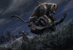 Big Five: Lion Ambush by CrazyAsian1.deviantart.com on @deviantART