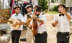 El Cuarteto del Amor / Nota: Mensajeros del amor (Montevideo, Uruguay; Córdoba, Argentina)