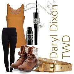 Daryl Dixon-TWD