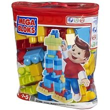 "Mega Bloks - Maxi sac Medium primaire - Mega Bloks - Toys""R""Us"