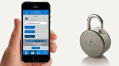 Bluetooth padlock It's the last day of cybermonth here at SM City Sta. Mesa. Go and grab great discounts when you visit the techsale at the 2F railings and at the 3F Cyberzone #smstcybermonth #techsale #gadgets