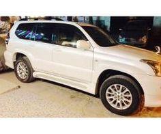 Toyota Land Cruiser Prado TZ.G 3.4 for sale in good amount