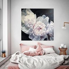 Modern Paintings, Beautiful Paintings, Art Over Bed, Cupboard Design, Plastic Art, Colorful Wall Art, Sketch Painting, Painting Inspiration, Flower Art