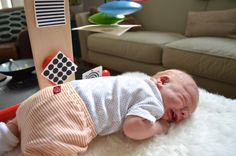 Tummy Time with less tears and more fun? It's possible. Here's how.