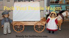 Pack Your Prairie Wagon — Doll Diaries