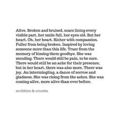 Alive- or at least trying to stay that way Poem Quotes, Words Quotes, Best Quotes, Life Quotes, Sayings, Poems, Reminder Quotes, Forgive But Never Forget, Grief Support