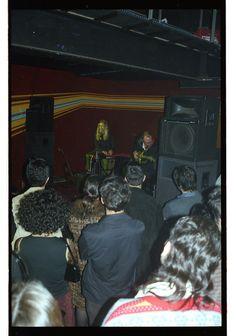 Presentación CD Podestá Colección 2001 Juana Molina / Kabusaky  Ph Traca Triay