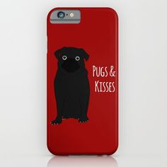Pugs And Kisses Phone Case