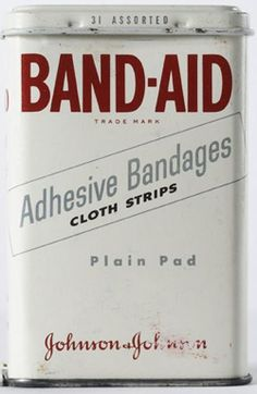 Band aid was invented by a man called earle dickson the reason why he