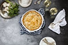 "Crawfish Pie & the Power of Cooking with Strangers on the article which gives one a ""taste"" of Southern culture as well as Creole / Cajun food. Creole Recipes, Cajun Recipes, Pie Recipes, Seafood Recipes, Cooking Recipes, Cajun Food, Crawfish Recipes, Dinner Recipes, Cajun Cooking"