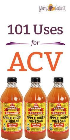 Apple cider vinegar. What can't it do? We polled our audience of natural mamas and pulled together these 101 uses for Apple cider vinegar. http://www.mamanatural.com/apple-cider-vinegar/