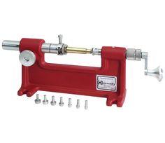 Cam Lock Case Trimmer Kit Hornady Adjustable Head Bullets Reloading Tools New