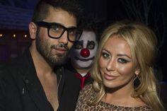 Creepy Clown photo-bomb