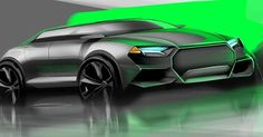 @audisport #suv #sketch #sketchaday #sketches #industrialdesign #automotivedesign #productdesign #transportationdesign  #conceptdesign #concept #conceptart #fantasy #fantasyart #photoshop #cs6 #urban #cars #carsketch @volkswagen @lamborghini