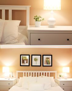 hemnes bed in interior - Поиск в Google
