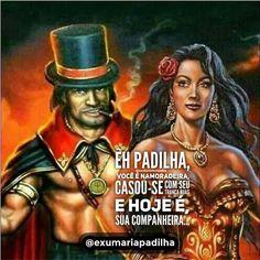 Êh Padilha, você é namoradeira... Ponto de Maria Padilha Altar, Goddesses, Movie Posters, Movies, Life, Instagram, Death, Places, Films