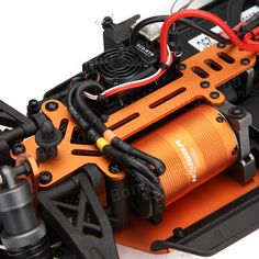 HOBIBA 1/8 2.4G Brushless Off-Road Remote Control Car - US$329.99