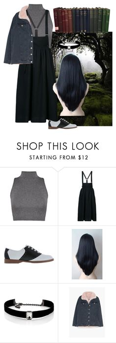 """""""Casual dress"""" by daisy-giselle on Polyvore featuring Y's by Yohji Yamamoto and Kenneth Jay Lane"""