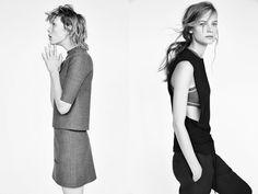 ZARA FEMME : collection automne hiver 2014/2015