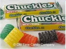 Chuckles candy. Photo c/o Old Time Candy Company