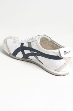 Onitsuka Tiger Mens, Onitsuka Tiger Mexico 66, Tiger Shoes, Men's Shoes, Shoes Sneakers, Stan Smith, Training Shoes, Leather Sneakers, Men Fashion