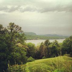 Hudson River.