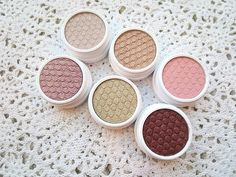 Blossom in Blush - ColourPop Mondays in Malibu ; Gecko, Snakebite, Sand Swoon, Prickly Pear, Mirage, Hot Tamale