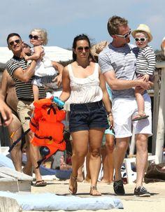Neil  David Vacation In Saint-Tropez With David Furnish - Neil Harris #golfesttropez #sttropez #ramatuelle www.visitgolfe.com
