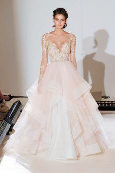 Bridal Beautiful: Hayley Paige | ZsaZsa Bellagio - Like No Other