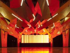 Sydney University of Technology Great Hall by DRAW (Australia)