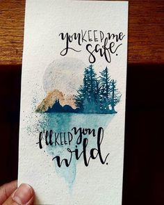 Tattoo Watercolor Quote Lettering Ideas For 2019 Drawing Tutorials, Painting Inspiration, Work Inspiration, Painting & Drawing, Watercolor Paintings, Art Drawings, Art Projects, Canvas Art, Painting Canvas