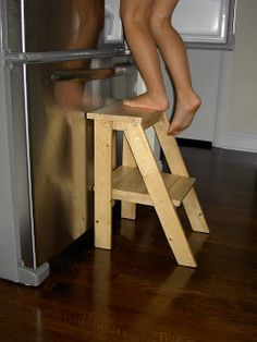 Thats My Letter: S is for Step Stool