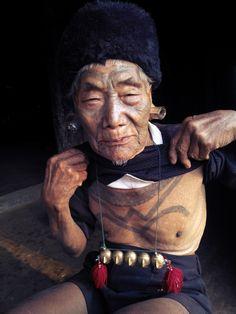 The Konyak People of Nagaland | Celebrating Indigenous Peoples