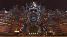 So we're posting actual evil buildings ehh. Say hello to Bowser's Castle Mario Kart 8, Mario And Luigi, My Legacy, Great King, First Humans, Super Mario Bros, Say Hello, Godzilla, Bowser