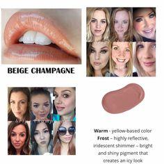 Beige Champagne LipSense