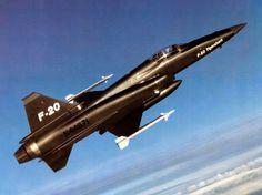 Aviones Caza y de Ataque: NORTHROP F-20 Tigershark Tipo        Caza  Fabricante  Northrop Primer vuelo 30 de agosto de 1982 Generación   4º Estado No entró en producción N.º construidos 3