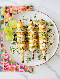 Mexican Street Corn recipe You probably shouldn't eat corn in your room, but I thought you'd appreciate this. Summer Grill Recipes, Spring Recipes, Grilling Recipes, Sweet Corn Recipes, Mexican Food Recipes, Healthy Recipes, Free Recipes, Avocado Recipes, Party Recipes