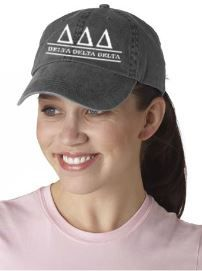 TRIDELT.146.Anvil.charcoal.Solid_Low-profile_Pigment-dyed_Twill_Cap.front