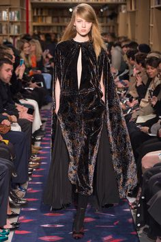 Sonia Rykiel Fall 2015 Ready-to-Wear Fashion Show - Vanessa Moody (Women)