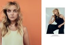 Heather Marks in Eurowoman Magazine August 2015 by Henrik Bülow