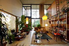 Simplesmente a Casa dos Eames. - Essência - O blog dos móveis de design
