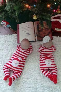 ¡Dulce Navidad!: los bebés más tiernos del mundo