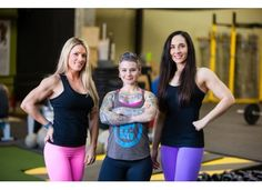 Vegan Powerhouse Physiques – Group Personal Training! (rc) | Vegan Proteins