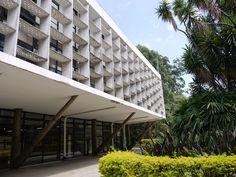Parque do Ibirapuera, São Paulo de Piratininga - SP, Brasil - Oscar Niemeyer and Roberto Burle Marx