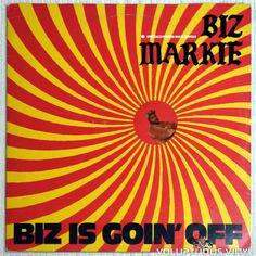 "12"" single from beat box master Biz Markie."