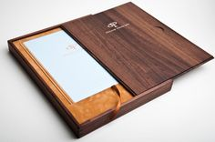box / Palais Principe - corporate & web design by moodley brand identity , via Behance