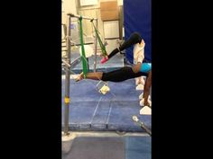 Love this core tightening set of drills. Also great for learning casting positions. This Is From My Gym-- CGA Gymnastics Lessons, All About Gymnastics, Preschool Gymnastics, Gymnastics Tricks, Gymnastics Coaching, Gymnastics Workout, Tumbling Gymnastics, Gymnastics Stuff, Olympic Gymnastics