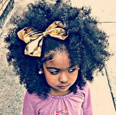 Hair goals from a toddler!!!